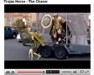 Trojan Horse - The Chaser