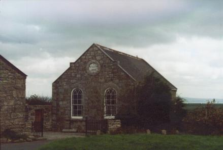 A simple country Methodist chapel